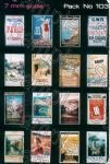 Tiny Signs O103  GWR Travel Posters Small